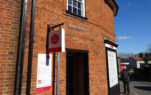 New Post Office Opening Hours Reepham Life